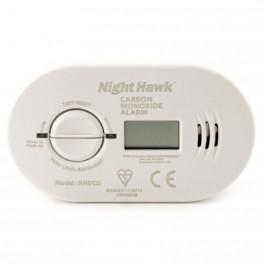 Détecteur de monoxyde de carbone Kidde NightHawk avec afficheur digital
